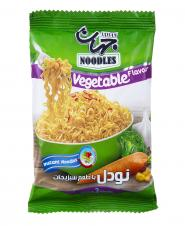نودل با طعم سبزیجات 75 گرمی جهان