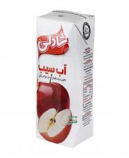 آبمیوه سیب بدون شکر 200 میلیلیتری شادلی