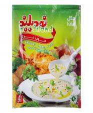 سوپ مرغ 61 گرمی نودیلند