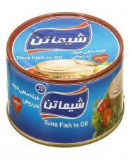 کنسرو فیله ماهی هوور در روغن 150 گرمی شیماتن