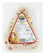 کالباس مخلوط 70 درصد گوشت و مرغ و قارچ 350 گرمی کامپورهخزر