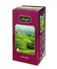 چای سیاه قلم 270 گرمی فومنات
