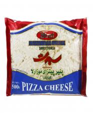 پنیر پیتزا موزارلا رنده شده  500 گرمی سیرت