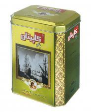 چای سیاه سیلان باروتی 450 گرمی کاپیتان