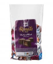 شکلات مغزدار کرم کاکائویی 1000 گرمی رامادا نادری