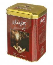 چای سیاه کنیا قوطی فلزی 450 گرمی کاپیتان