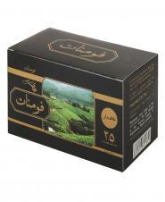 چای کیسهای 25 عددی فومنات