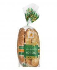 نان هات داگ ۲۴۰ گرمی هورسان