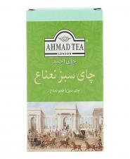 چای سبز نعنا 100 گرمی احمد