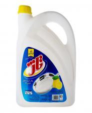 مایع ظرفشویی با رایحه لیمو 3750 گرمی تاژ