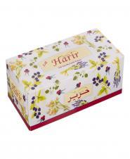 دستمال کاغذی گلدار دو لایه 150 برگ حریر
