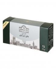 چای سیاه کیسهای ارل گری 25 عددی احمد