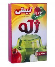پودر ژله سیب 100 گرمی تِیستی