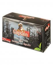 چای کیسهای معطر 25 عددی کاپیتان