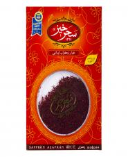 زعفران سرگل کارتی 3 گرمی سحرخیز