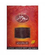 زعفران سرگل کادویی 5 مثقال سحرخیز