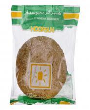 نان همبرگر سبوسدار ۸۵ گرمی هورسان
