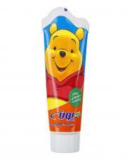 خمیر دندان ژله ای کودک با طعم نارنگی 80 گرمی پونه