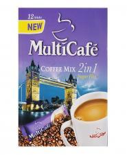 کافی میکس کلاسیک بدون شکر 12 عددی مولتی کافه