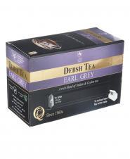 چای کیسهای ارلگری 20 عددی دبش