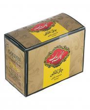 چای کیسهای خارجه طلایی 20 عددی گلستان