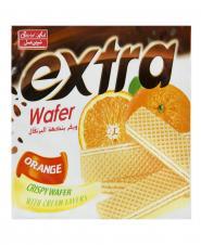 ویفر پذیرایی پرتقال 40 گرمی شیرینعسل