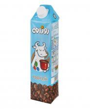 شیر قهوه فرادما نیم چرب 1 لیتری روزانه