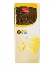 شکلات مغزدار سفید 100 گرمی شیرینعسل