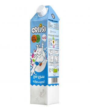 شیر کم چرب فرادما 1000 میلی لیتری روزانه