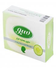صابون بهداشتی عصاره خیار 125 گرمی سیو