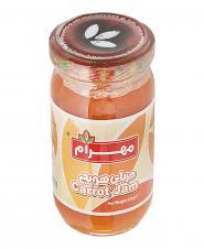 مربا هویج 320 گرمی مهرام