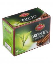 چای کیسهای سبز با دارچین 20 عددی گلستان