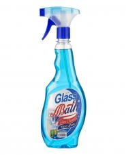 شیشه پاک کن آبی 500 گرمی بس
