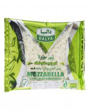 پنیر موزارلا کم نمک و کم چرب رنده شده 180 گرمی دالیا