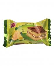 کیک لایهای ساده لیمو 25 گرمی شیرینعسل