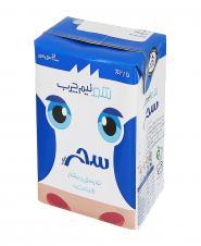 شیر فرادما نیمچرب 2.5 درصد 200 میلیلیتری سحرسان