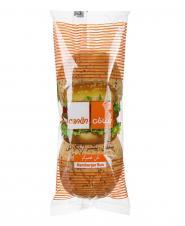 نان همبرگر 160 گرمی سه نان