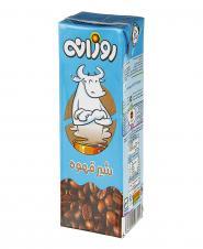 شیر قهوه فرادما نیم چرب 200 میلیلیتری روزانه