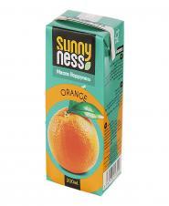 نوشیدنی پرتقالی 200 میلیلیتری سانینس