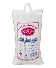 برنج طارم معطر 10 کیلویی ابراکت