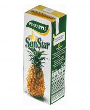 نوشیدنی آناناس 200 میلیلیتری ساناستار