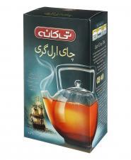 چای سیاه ارل گری 450 گرمی تیکانه