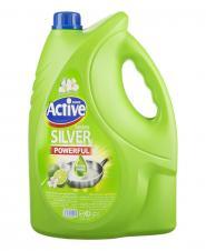 مایع ظرفشویی سبز 3750 گرمی اکتیو