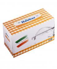 دستمال کاغذی سفید دو لایه 200 برگ هوبار