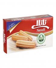 شیرینی طعم دار ژول 210 گرمی نانالی