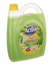 مایع دستشویی سبز 3500 گرمی اکتیو