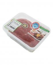 گوشت ران گوساله بدون استخوان 1 کیلویی بهینپروتئین