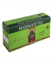 چای کیسهای سبز 25 عددی محمود