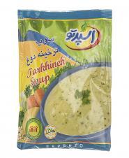 سوپ ترخینه دوغ 75 گرمی اسپرتو