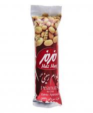 بادام زمینی فلفلی متوسط 40 گرمی مزمز